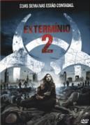 Capa de Extermínio 2 (28 Weeks Later, Juan Carlos Fresnadillo)