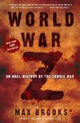 Capa do livro World War Z, de Max Brooks